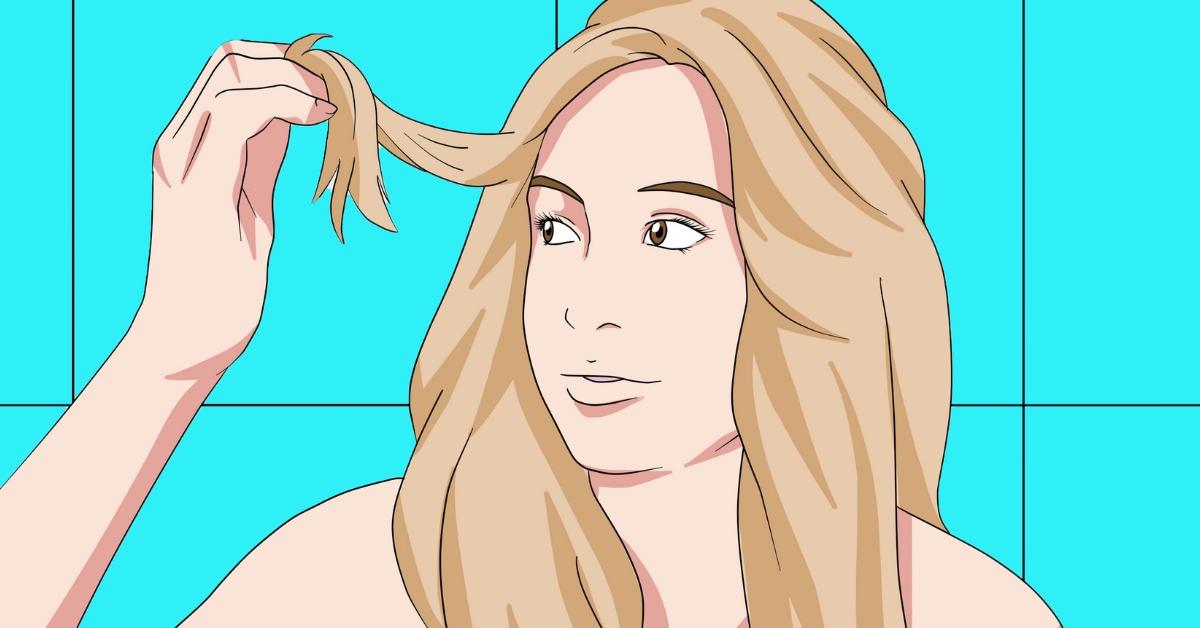 cabelos quebradiços