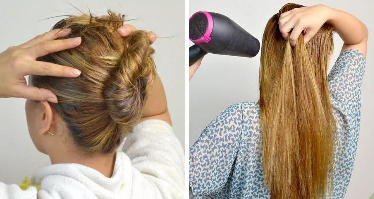 óleo para cabelos quebradiços