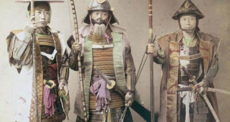 Guerreiros japoneses