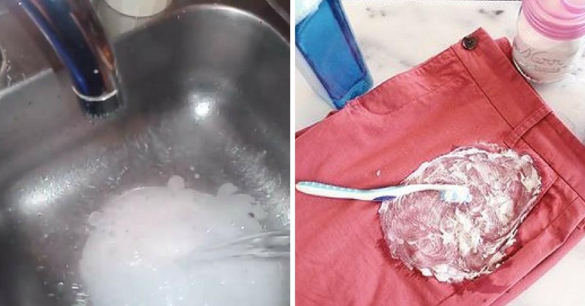 Bicarbonato de sódio na limpeza