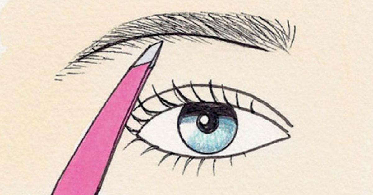 Como desenhar a sobrancelha