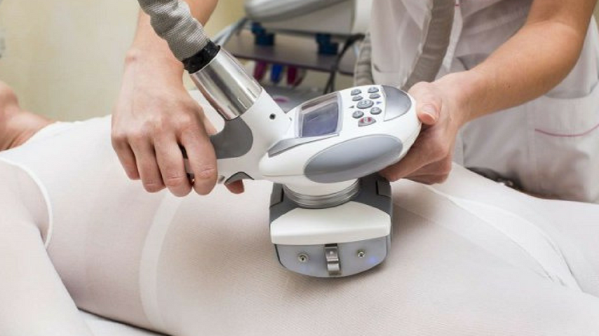 massagem com estimulação mecânica
