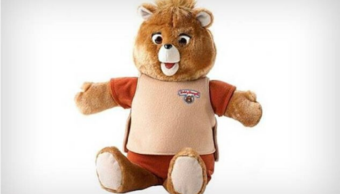 Ursinho Teddy Ruxpin