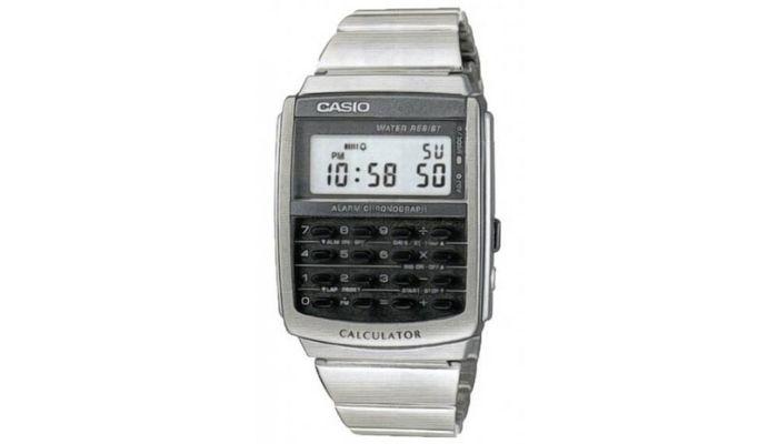 Relógio calculadora Cássio
