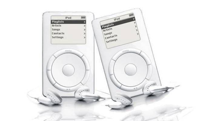 iPod primeira geração