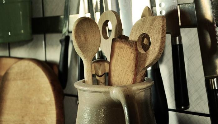Utensílios para banir da cozinha